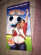 Bend It Like Beckham (VHS, 2003) NEW SEALED