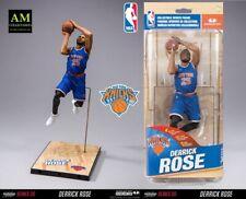 McFARLANE NBA 30 - NEW YORK KNICKS - DERRICK ROSE - FIGUR - NEU/OVP