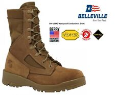 US Marine Corps USMC EAG BELLEVILLE 500 Goretex Boots Army Stiefel 8R Gr 41