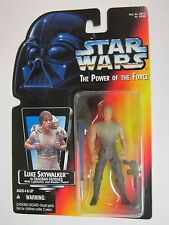 Star Wars The Power Of The Force Luke Skywalker in Dagobah Fatigues SHORT saber