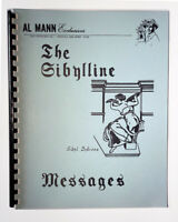 THE SIBYLLINE MESSAGES BY AL MANN Vintage Mentalism Magic Book