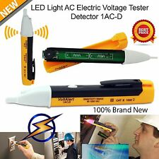 AC Non-Contact Electric Voltage Detector Tester Test Pen 90~1000V LCD HOT BX