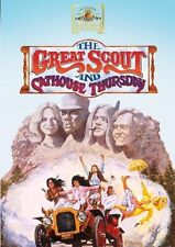 The Great Scout and Cathouse Thursday DVD - Lee Marvin, Oliver Reed, Robert Culp
