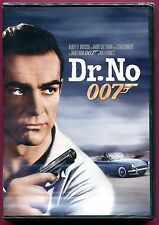 """DVD """"007 Dr. No""""  NEW in sealed case"""