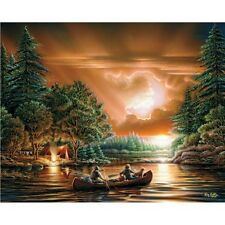 White Mountain Puzzles Jigsaw Puzzle Terry Redlin 1000 Pieces - 441505