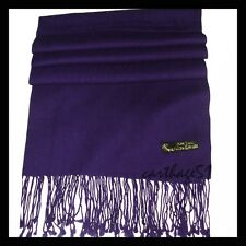 Etole Fine, Echarpe,  100 % Laine - Violet
