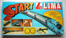 VINTAGE LIMA MODELS START BATTERY OPERATED TRAIN 152400 80'S RARE NEW MIB !
