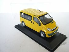MINICHAMPS OPEL VIVARO BUS VAN IN Yellow 1/43 Scale Diecast Model NEW RARE!