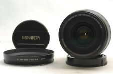@ Ship in 24 Hours! @ Minolta AF Zoom Xi 35-200mm f4.5-5.6 Sony A-Mount Lens