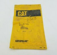 Caterpillar CAT 7N5089 Gasket Heavy Equipment Replacement Parts Genuine OEM NOS