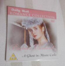 DVD - Barbara Cartland's A Ghost in Monte Carlo - Newspaper Promo Disc - R2  PAL