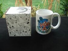 NOS 1996 Hard Bodies Mug by Art Fusion (Gift for the Physically Fit)