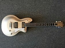 STORE DEMO WASHBURN P2SSK ELECTRIC GUITAR SIVER SPARKLE $0 CONT. US SHIPPING
