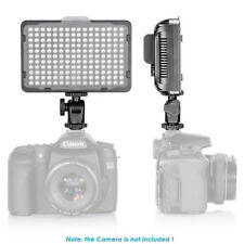 Neewer Studio 176 LED Dimmable on Camera Video Light Lamp for Canon Nikon MT@9