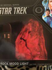 La serie original de Star Trek Rock luz de estado de ánimo y Phaser