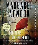 The MaddAddam Trilogy: The Year of the Flood Bk. 2 by Margaret Atwood (2009, CD,