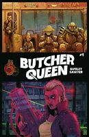 Butcher Queen #1 1st print Red 5 Comics 2019