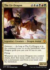 THE UR-DRAGON Commander 2017 MTG Gold Creature — Dragon Avatar Mythic