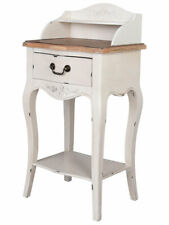 Night Console Console Country Style Console Table White Bedside Table Nightstand