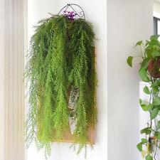 Artificial Hanging vine faux Green Plants Fake Pine needles Home Garden Decor