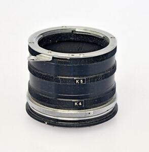 Nikon Extension Ring Set K