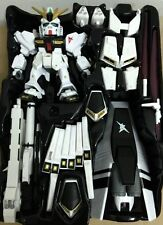 Bandai Sd Gundam Deluxe Action Figure Rx-93 Nu Gundam Heavy weapon system set