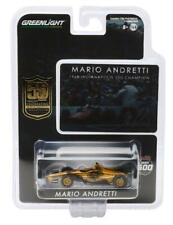 GREENLIGHT 10853 Mario Andretti 50th Anniversary Indy 500 Victory Tribute 1:64