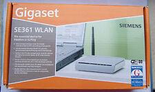 Siemens Gigaset SE36 WLAN Router, fabrikneu