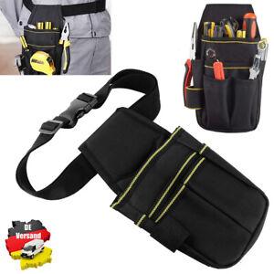 Werkzeugtasche Gürteltasche Arbeitstasche für Elektriker Handwerker Heimwerker
