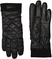 UGG Women's 247461 Quilted All Weather Black Glove Size S/M