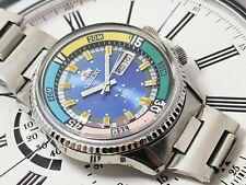RARE Vintage Orient King Diver KD Automatic Gents Blue Dial Original bracelet.