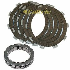 CLUTCH FRICTION PLATES & BEARING Fits HONDA ATC250ES BIG RED 1985 1986 1987