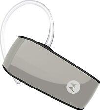 Motorola HK275+ Plus Super Light Weight Water Resistant Bluetooth Headset Silver