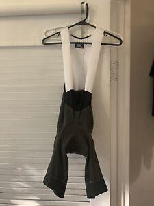 pas normal studios - pns - Men Mechanism Bib Shorts - dark olive - small