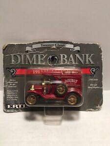 Ertl Collectable Dime Bank 1/43 Scale AGWAY 1913 Model T Van ,1991 Limited NIB
