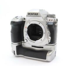 INEXPENSIVE!! PENTAX K-3 PREMIUM SILVER EDITION BOXED
