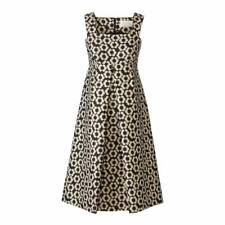 Orla Kiely L'Orla 'Bebe' Pinafore Dress - Size UK 6 - BNWT - 60s Party