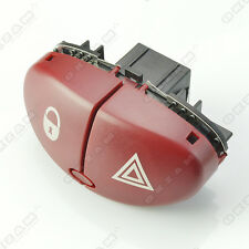 HAZARD WARNING SWITCH FOR PEUGEOT 206 - 6554L0 - **NEW**