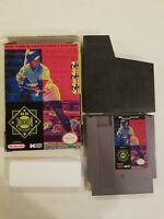 Original 1991 Nintendo NES Bo Jackson Video Game Cartridge, Box NO MANUAL