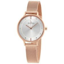 Skagen Women's Anita SKW2151 Rose Gold Stainless-Steel Quartz Fashion Watch