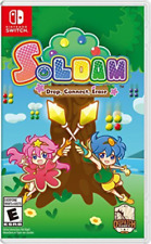 Soldam Drop, Connect, Erase Nintendo Switch Game (US IMPORT) GAME NEW