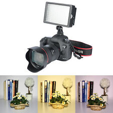 LD-160 LED Studio Camera Camcorder Video DV Hot Shoe Light for Canon Nikon DSLR