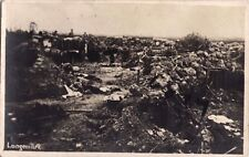 WW1 Battlefield Trench Scene Germans in trenches at Langemark