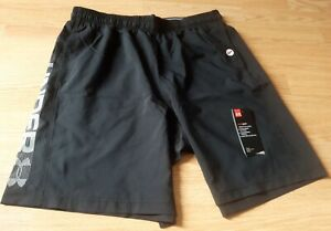 Under armour large adults shorts.
