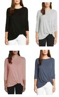 NEW MATTY M LADIES' KNOT TOP - VARIETY