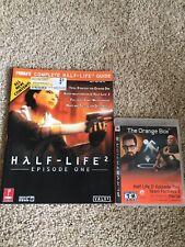 Orange Box Half-Life 2 (PC, 2007) Includes Complete Half-Life 2 Guide
