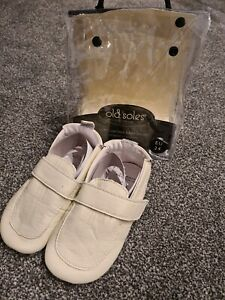 DESIGNER SALE Old Sole Soft Leather Shoes  Rrp £29.99