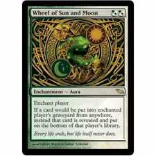 MTG SHADOWMOOR * Wheel of Sun and Moon - Condition: Excellent