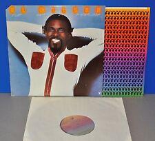 Al Wilson I've Got A Feeling USA 1976 Playboy Records Bunny OIS Vinyl LP