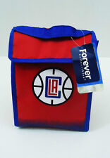 """Los Angeles Clippers Lunch Bag Cooler Box Tote New LA NBA 8"""" x 11"""" x 4"""""""